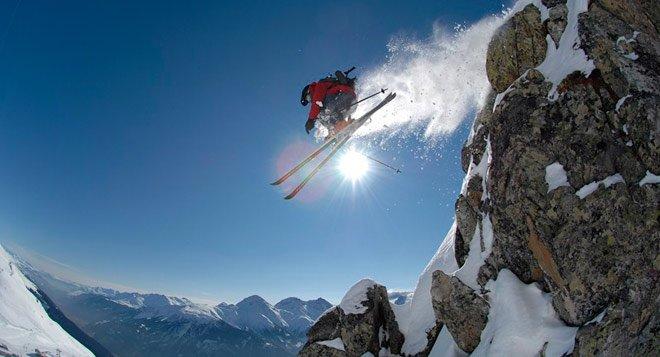 Arlberg Winter - Skifahren in Stuben am Arlberg