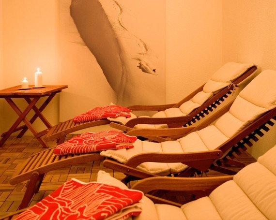 Sauna & Entspannen
