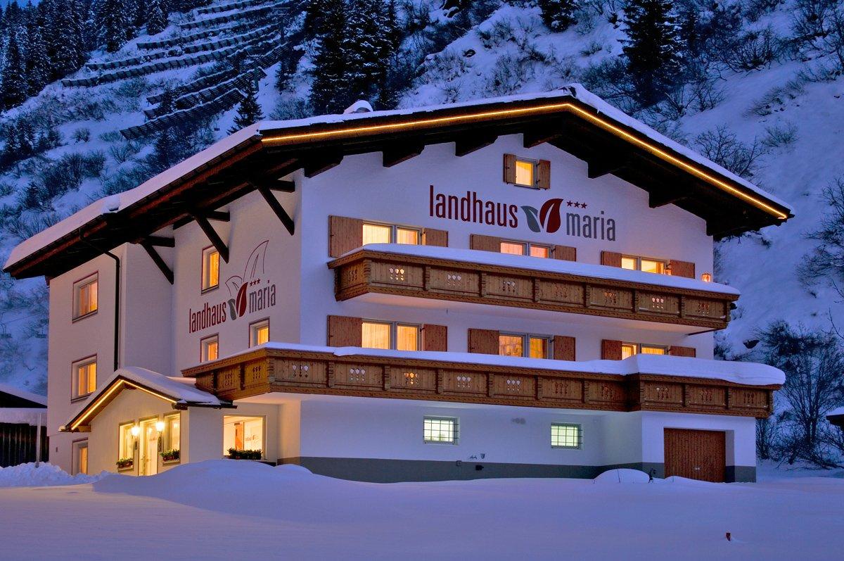 landhaus maria arlberg ambiente im 3 sterne hotel garni
